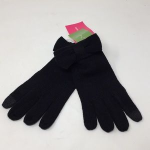 NWT Kate Spade Bow Gloves